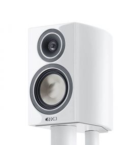 Canton VENTO 826.2 diffusore acustico colore BIANCO compatto a 2 vie, bass reflex, 100W (COPPIA)