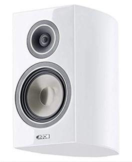 Canton VENTO 836.2 diffusore acustico colore BIANCO compatto a 2 vie, bass reflex, da stand (COPPIA)