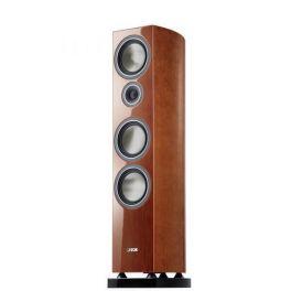 CANTON VENTO 886.2 DC diffusori acustici colore CILIEGIO a 3 Vie, sistema Bass-Reflex da pavimento (COPPIA)