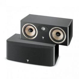 "Focal ARIA CC 900 NERO LACCATO diffusore centrale, 2 vie, woofer ""FLAX"", tweeter TNF, 40-200W"