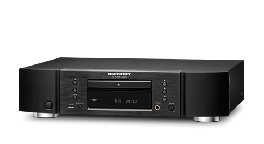 Marantz CD6006 Lettore CD, nero, CD-R/RW, MP3,WMA, CD Text, DAC, HDAM SA2 e Ingresso USB-A