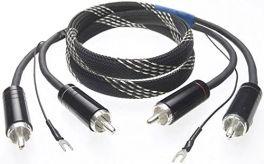 Pro-ject CONNECT IT PHONO RCA-C da 0,41 MT Cavo RCA/RCA di collegamento tra elettroniche con massa