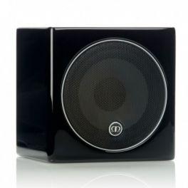 MONITOR AUDIO RADIUS 45 micro diffusore da scaffale o parete 50watt (coppia)-NERO LUCIDO