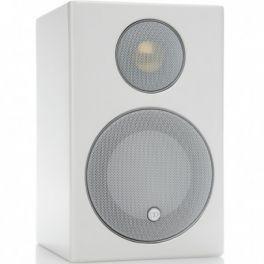 MONITOR AUDIO RADIUS 90 mini diffusori da scaffale/parete reflex posteriore 100 watt (coppia)-BIANCO