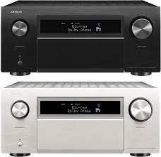 Denon AVC-X8500HA Amplificatore AV 13.2 canali, Potenza 210 W x 13 canali, 8k/60Hz & 4K/120Hz