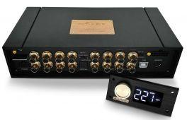 Zapco DSP-Z8 IV II processpore digitale 8 canali con Bluetooth 150 MHz, 32 Bit Pro 48 KHz DSP
