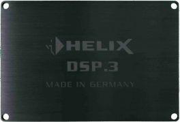 HELIX DSP.3 Processore di segnale digitale 6 uscite, 8 canali ad alta risoluzione