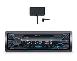 Sony DSX-A510KIT Autoradio con Ricezione DAB/DAB+/FM ed Antenna DAB inclusa, Bluetooth
