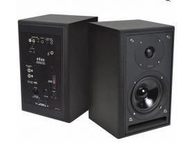 ELTAX MONITOR III Bluetooth – Sistema Attivo da Scaffale HiFi BLACK (COPPIA)