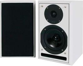 ELTAX MONITOR III Bluetooth – Sistema Attivo da Scaffale HiFi WHITE (COPPIA)