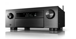 Denon AVC-X6700H BLACK Amplificatore AV 8K a 11.2 canali con audio 3D, HEOS Built-in e Controllo Vocale
