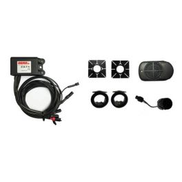 Gemini GEM-514W Kit parcheggio posteriore wireless a 4 sensori