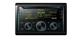 Pioneer FH-S720BT autoradio 2 DIN, Bluetooth, USB