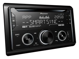 Pioneer FH-S820DAB autoradio 2 DIN con DAB+, bluetooth, CD, Spotify