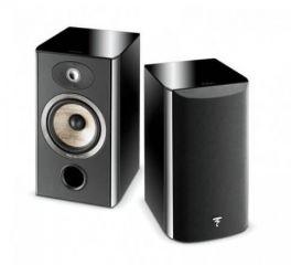 """Focal Aria 906 NERO LACCATO coppia diffusori da scaffale 2 vie bass reflex, woofer """"FLAX"""", tweeter TNF 120W"""