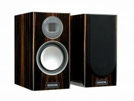 MONITOR AUDIO GOLD 100 5G diffusori da supporto bass reflex 2 vie serie platinum II 120W (COPPIA)