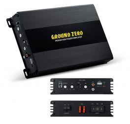 GROUND ZERO GZIA 1.1150D  amplificatore 1 canale 1050W RMS 1 ohm