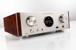 Marantz HD DAC1 convertitore e amplificatore per cuffie DAC, silver oro, Current Feedback uscite RCA