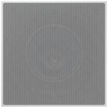 B&W GR 68SQ Griglia quadrata opzionale per diffusori CCM382, CCM682, CCM683, CCM684, CCM CINEMA 7 e CCM7.5S2