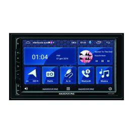 "Hardstone DLA81 autoradio con monitor 2 DIN Android 8.1 da 7"", GPS, DAB+, Bluetooth WI-Fi- Mirror link"