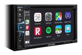 Alpine INE-W611D autoradio 2 din con GPS, DAB+, Apple Car Play, Android Auto
