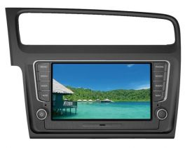 "PHONOCAR VM078 SINTO-NAVIGATORE 2DIN TOUCH 8,0"" VW GOLF 7"