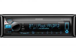 Kenwood KDC-X5000BT autoradio CD con Bluetooth integrato