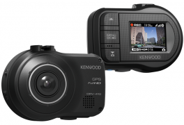 Kenwood DRV-410 Videocar Telecamera realtime GPS Integrated Dashboard Camera