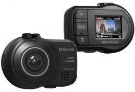 Kenwood DRV-410 Videocar Telecamera realtime GPS Integrated Dashboard Camera