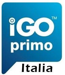 Phonocar NV933 Mappa di navigazione iGo Primo Italia