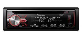 Pioneer DEH-4900DAB Autoradio con DAB+, USB e Aux-In supporto di iPod/iPhone Direct Control e Android