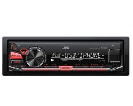 JVC KD-X230 Autoradio 1 DIN Digital Media Receiver con USB/ingresso AUX frontali KD-X230E