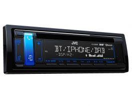 JVC KD-DB98BT Autoradio CD con Bluetooth, DAB Tuner, USB/AUX Input