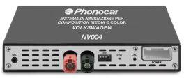 Phonocar NV004M Box di navigazione per VW Volkswagen mappa Italia inclusa