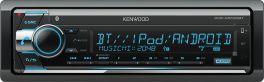 Kenwood KDC-X5100BT Sintolettore CD/USB e Bluetooth