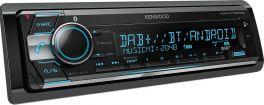 Kenwood KDC-X7100DAB Autoradio CD e DAB Tuner / Bluetooth / USB / CD Receiver