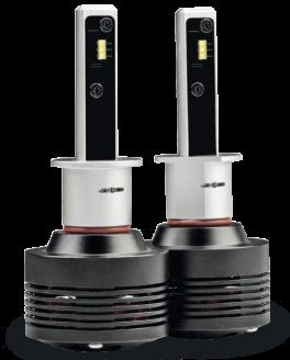 Fari LED H1 abbaglianti / anabbaglianti Phonocar 07501 LAMPADINE LED PER AUTO 4000LM (COPPIA)