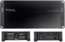 FOCAL FPX 5.1200 Amplificatore 5 canali 4 x 120 Watt + 1 x 720 Classe D