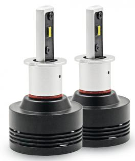 Fari LED H3 abbaglianti / anabbaglianti Phonocar 07508 (COPPIA)