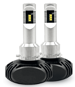 Fari LED H15 abbaglianti / anabbaglianti Phonocar 07511 (COPPIA)
