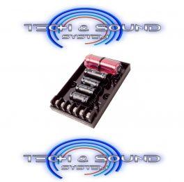 GROUND ZERO GZRX Crossover 2 vie, frequenza 90-250 Hz