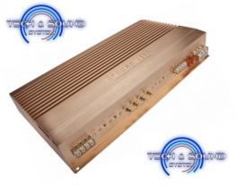 GROUND ZERO GZPA Reference 4XS Amplificatore High End classe AB 4 canali, 4X220W RMS