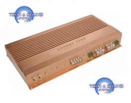 Amplificatore GROUND ZERO GZPA Reference 2Tube, classe AB 2 canali, Potenza RMS 2x150W Hybrid amplifier