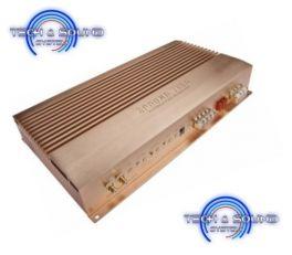 GROUND ZERO GZPA Reference 2SYM Plutonium Amplificatore classe AB 2 canali 2x750 Watts