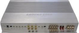 GROUND ZERO GZNA 2850XII amplificatore 2 canali 2X800W RMS