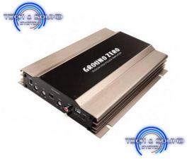 GROUND ZERO GZIA 1.600HPX Amplificatore 1 canale classe AB 600W RMS