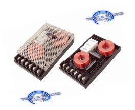 GROUND ZERO GZCX 130/160 Crossover 2 vie, 350 Hz (COPPIA)