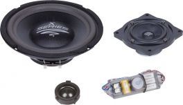 AUDIO SYSTEM X 200 GOLF V EVO 3 vie 20cm 220W (coppia)
