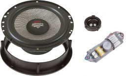 AUDIO SYSTEM R 165 VW EVO RADION per VW Golf 4, Passat, Bora (coppia)
