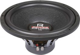 "AUDIO SYSTEM R 15 FA Subwoofer 15"" 380 mm FREE AIR 4 ohm"
